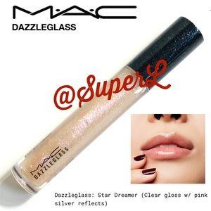 2/$25 MAC Cosmetics Dazzleglass Lip Gloss Dreamer